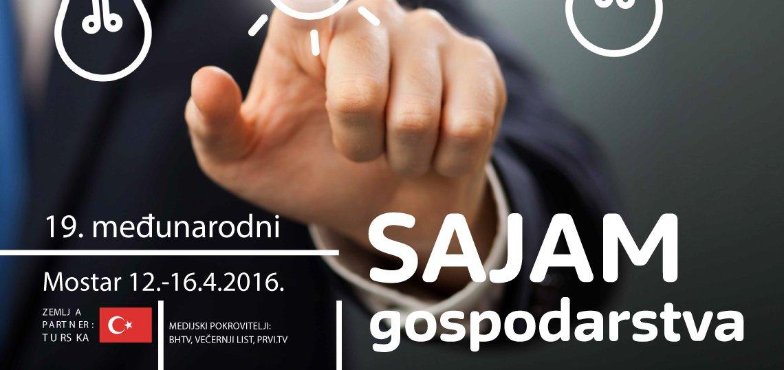 Međunarodni sajam privrede Mostar 2016